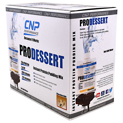 CNP Performance ProDessert - Chocolate - 10 ea
