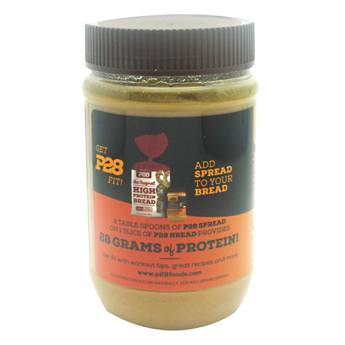 P28 Foods High Protein Spread - Caramel Turtle - 16 oz