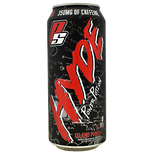 ProSupps Hyde Power Potion - Island Punch - 16 ea