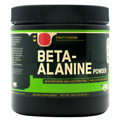 Optimum Nutrition Beta-Alanine - Fruit Fusion - 75 ea