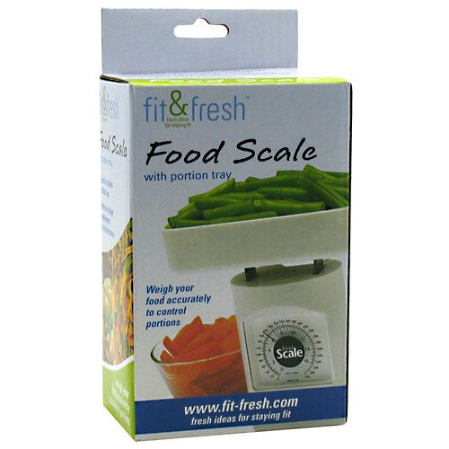 Fit & Fresh Food Scale - 1 ea