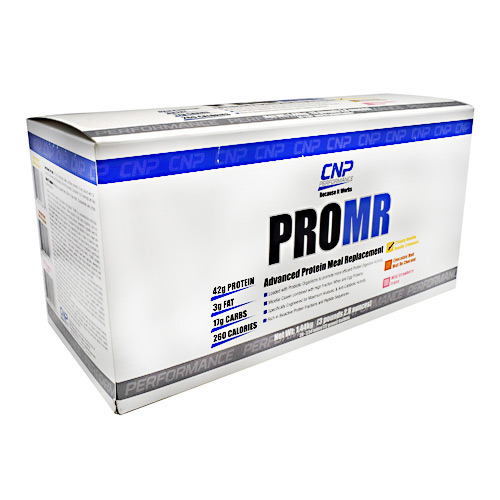 CNP Performance Pro MR - Creamy Vanilla - 20 ea