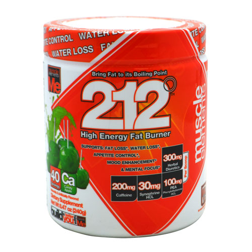 Muscle Elements Muscle Elements 212 - Candy Apple - 8.47 oz
