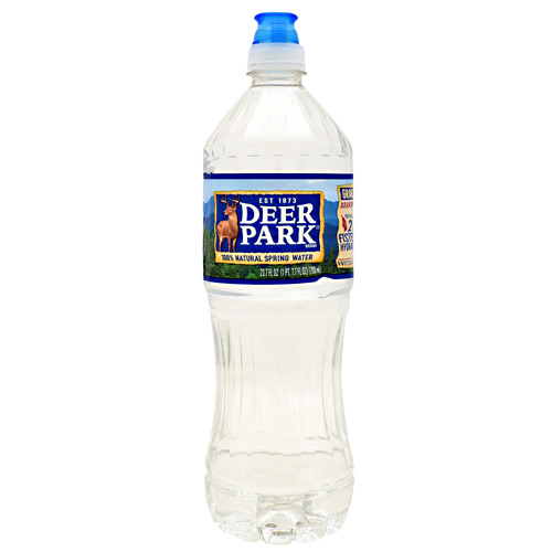 Nestle Waters Sport Deer Park Spring Water - 28 ea