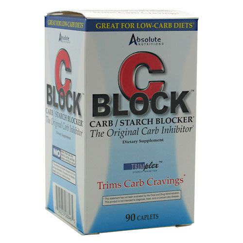Absolute Nutrition C Block - 90 ea