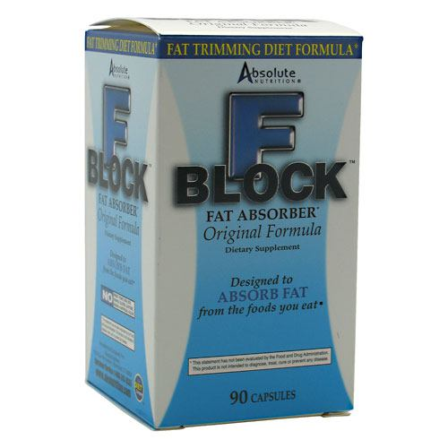 Absolute Nutrition F Block - 90 ea