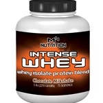 M4 Nutrition Intense Whey Protein 5lb - Chocolate