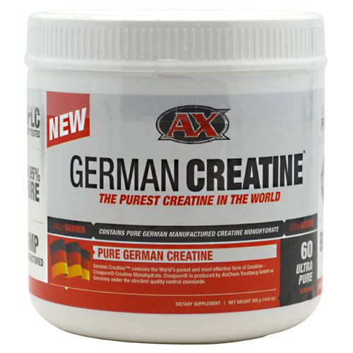 Athletic Xtreme Ultra Series German Creatine - 60 ea