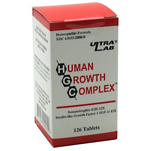 UltraLab Human Growth Complex - 126 ea