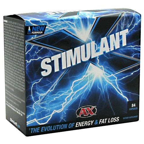 Athletic Xtreme Stimulant X - 84 ea