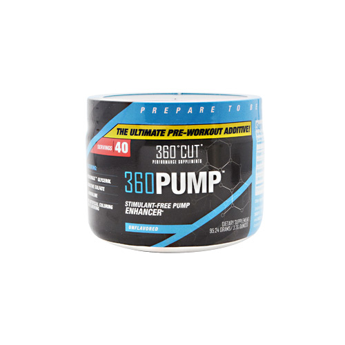 360Cut 360Pump - Unflavored - 3.36 oz