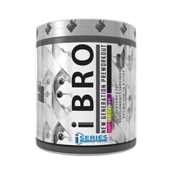 M4 Nutrition iSeries iBro - Cotton Candy - 30 servings