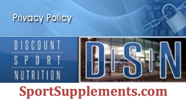 Discount Sport Nutrition Privacy Policy
