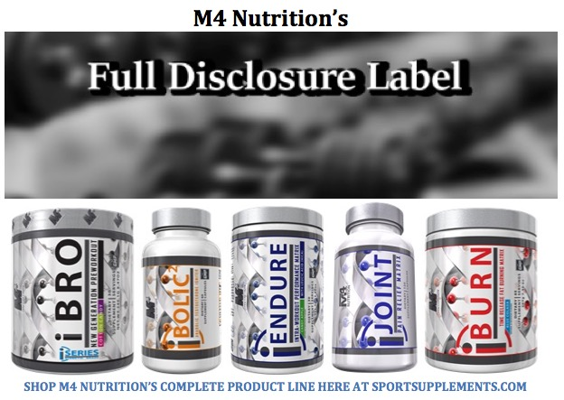 The Discount Sport Nutrition Supplement Ingredient List