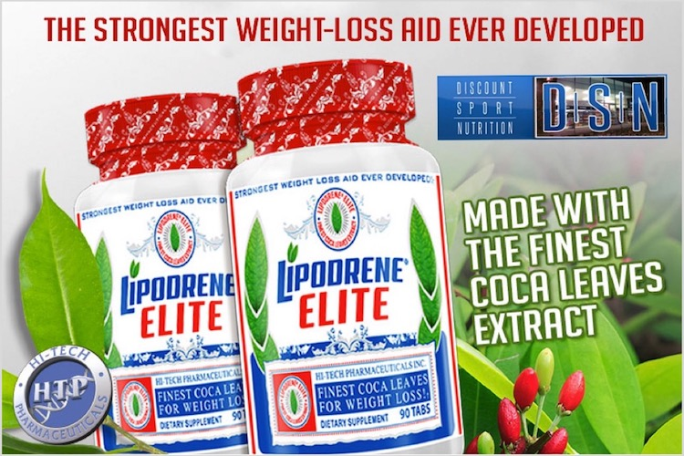 Lipodrene Elite 90 Tabs Strongest Weight Loss Available at Discount Sport Nutrition