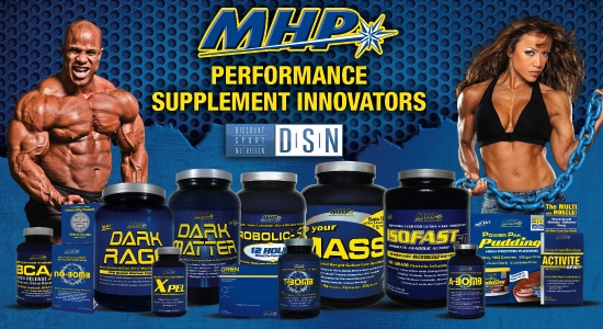 MHP at Discount Sport Nutrition