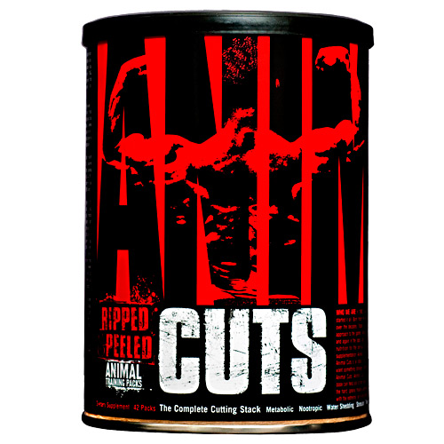 Universal Nutrition Animal Cuts - 42 ea
