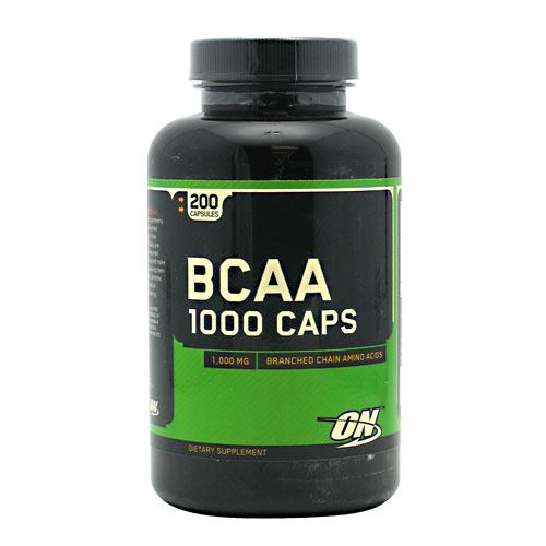 Optimum Nutrition BCAA 1000 - 200 ea