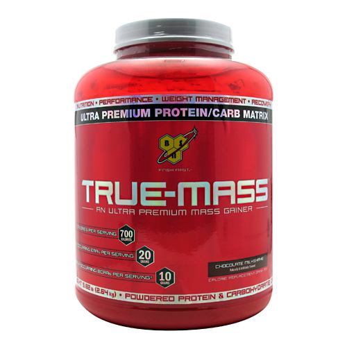 BSN True-Mass - Chocolate MilkShake - 5.82 lb