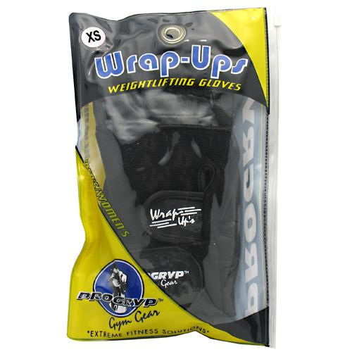 Progryp Wrap-Ups Weightlifting Gloves - X-Small - 1 ea