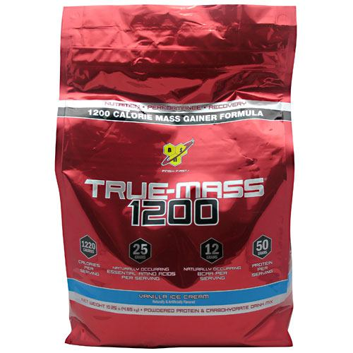 BSN True Mass 1200 - Vanilla Ice Cream - 10.25 lb