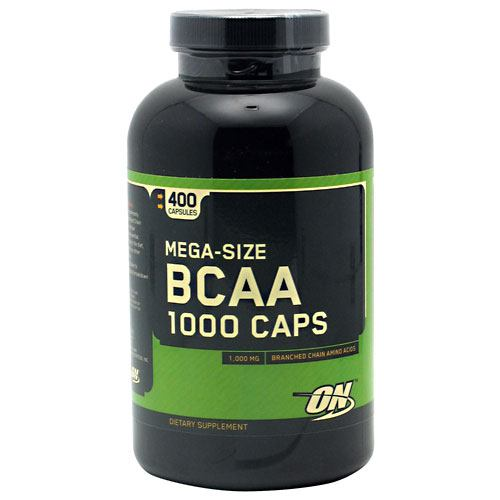 Optimum Nutrition BCAA 1000 - 400 ea