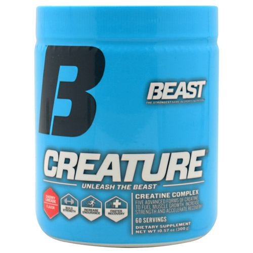 Beast Sports Nutrition Creature - Cherry Limeade Flavor - 60 ea