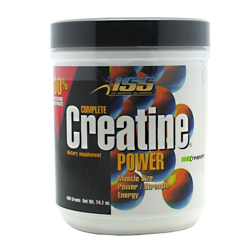ISS Complete Creatine Power - 14.1 oz