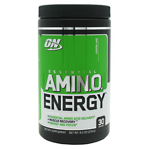 Optimum Nutrition Essential Amino Energy - Lemon Lime - 30 ea
