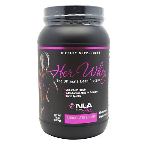 NLA For Her Her Whey - Chocolate Eclair - 2 lb