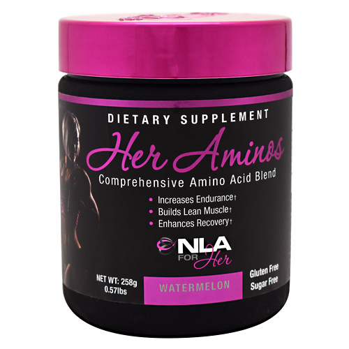 NLA For Her Her Aminos - Watermelon - 30 ea