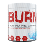 M4 Nutrition iSeries iBurn Preworkout - Blue Colada 45 serving