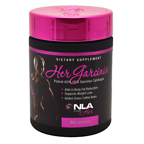 NLA For Her Her Garcinia - 60 ea