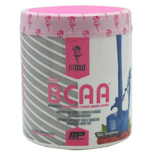 Fit Miss BCAA - Blue Raspberry - 30 ea