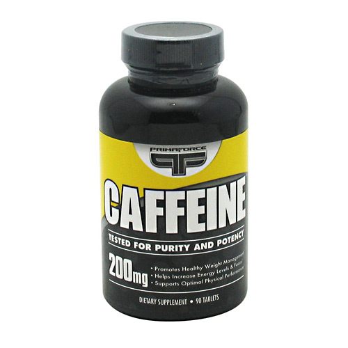 Primaforce Caffeine - 200 mg - 90 ea