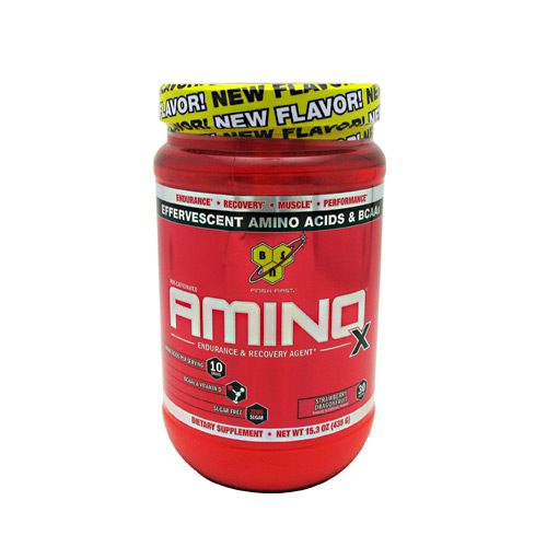 BSN Amino X - Strawberry Dragonfruit - 30 ea