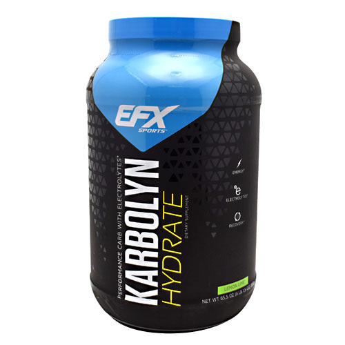 All American EFX Karbolyn Hydrate - Lemon Lime - 4 lb