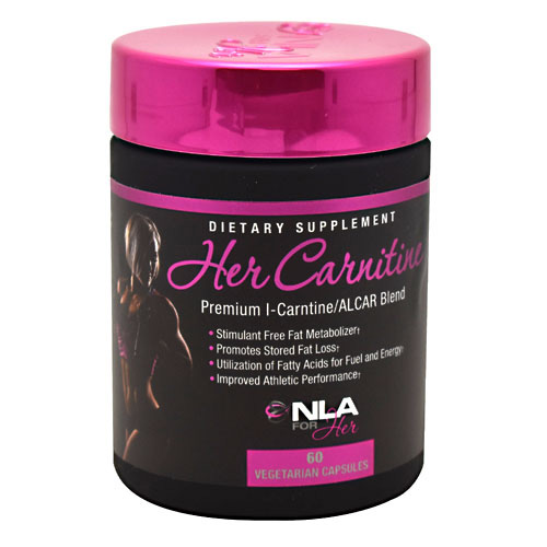 NLA For Her Her Carnitine - 60 ea