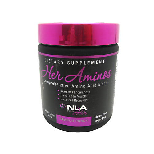 NLA For Her Her Aminos - Dragon Punch - 30 ea