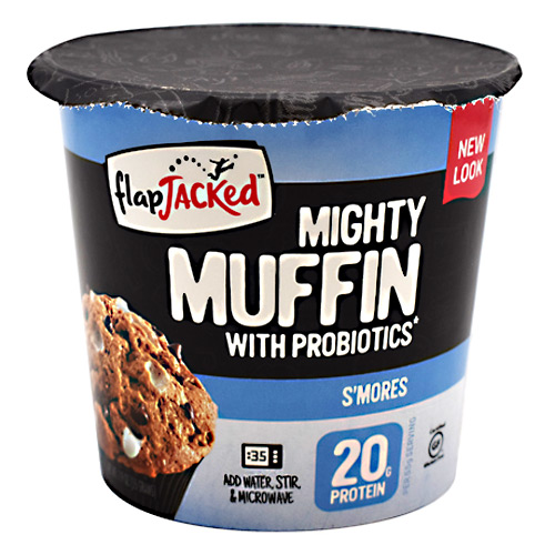 FlapJacked Mighty Muffin - S'mores - 12 ea