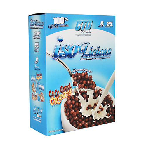 CTD Labs Isolicious - Coco Cereal Crunch - 1.6 lb
