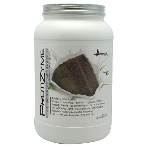 Metabolic Nutrition Protizyme - Chocolate Cake - 2 lb