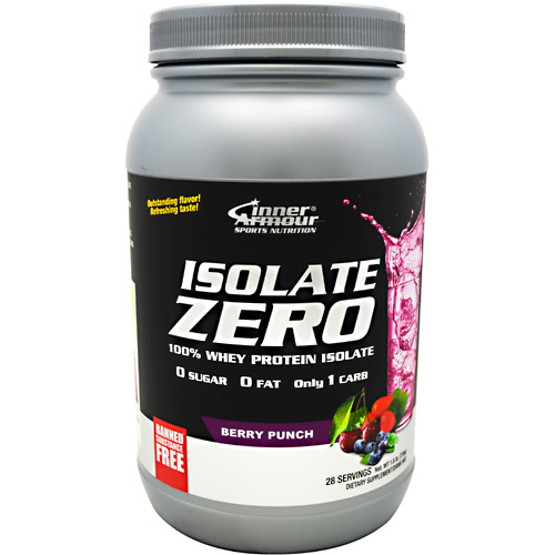 Inner Armour Isolate Zero - Berry Punch - 1.6 lbs
