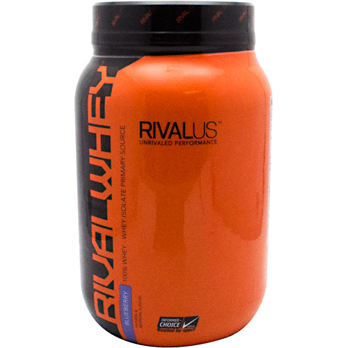 Rivalus Rival Whey - Blueberry - 2 lbs