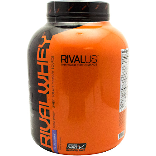 Rivalus Rival Whey - Blueberry - 5 lbs