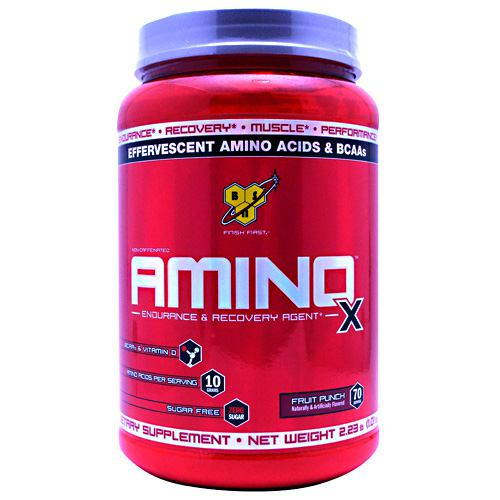 BSN Amino X - Fruit Punch - 70 ea