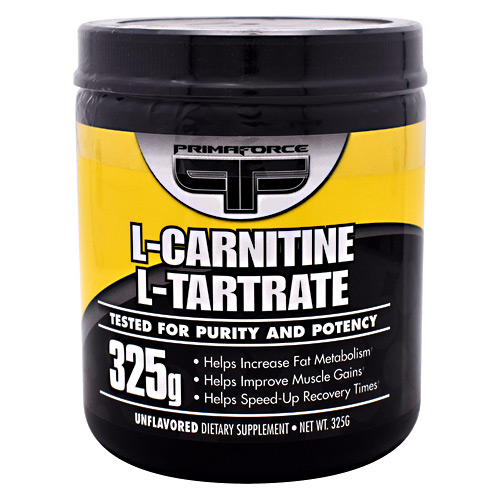 Primaforce L-Carnitine L-Tartrate - 325 g