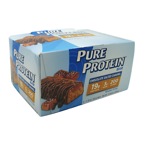 Pure Protein Pure Protein Bar - Chocolate Salted Caramel - 6 ea