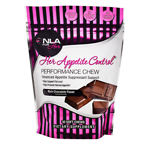 NLA For Her Her Appetite Control - Rich Chocolate Flavor - 30 ea