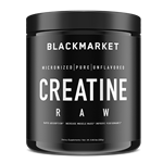 Black Market Labs D-Aspartic Acid Raw - 180 grams